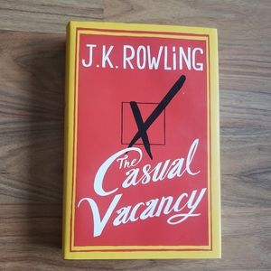 Other - The Casual Vacancy - hardcover